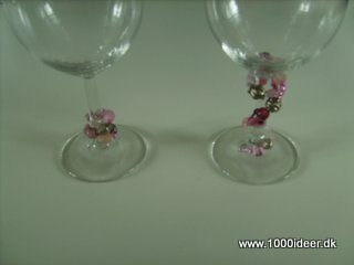 dække bord vinglas