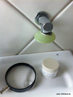 glasskab til badeværelset ikea