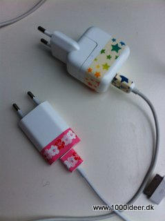 ordne ledninger under bordet