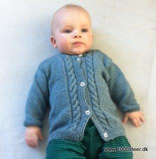 trøje baby