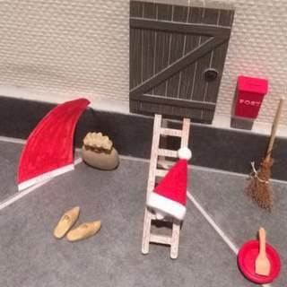 enkelt julebroderi barn